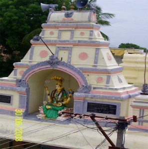Sri Moolasthana Yellamma temple Chandragiri