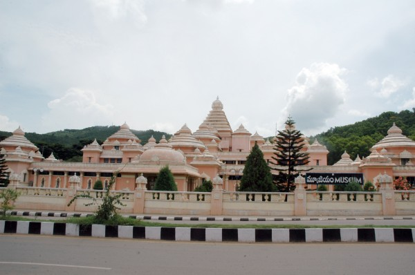 Tourism Places in Tirumal