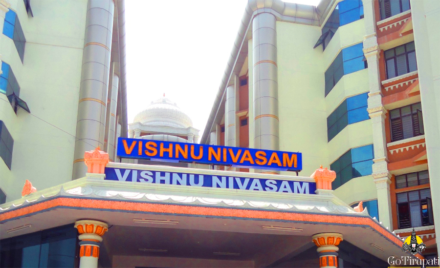 Rooms: TTD Accommodation In Tirupati Online Booking