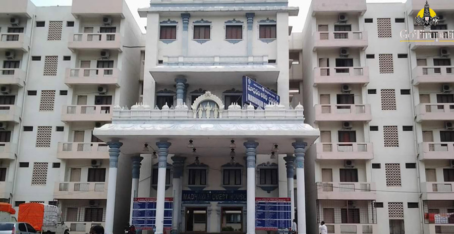 Rooms: Madhavam Guest House Tirupati Rooms Booking
