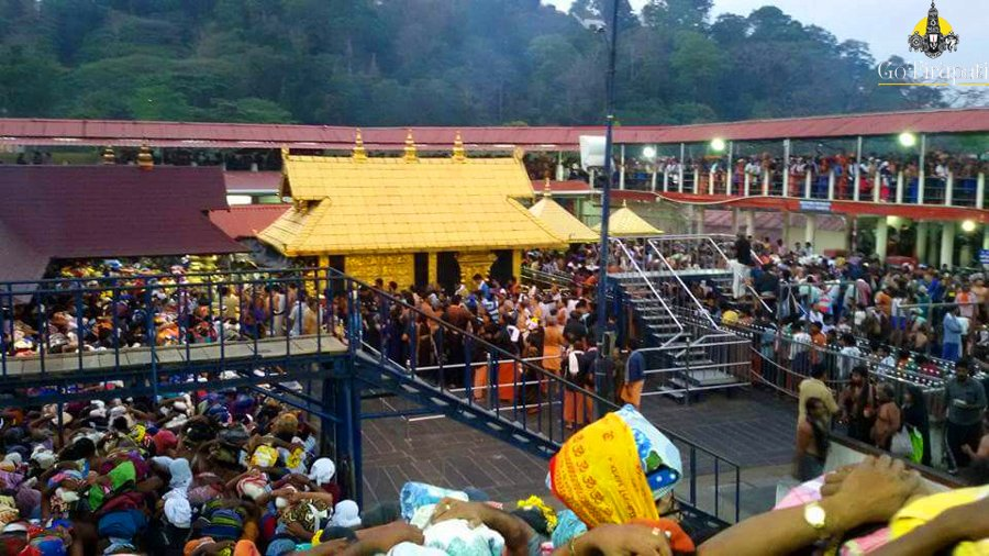 Here's why women are barred from Sabarimala; It is not because ...