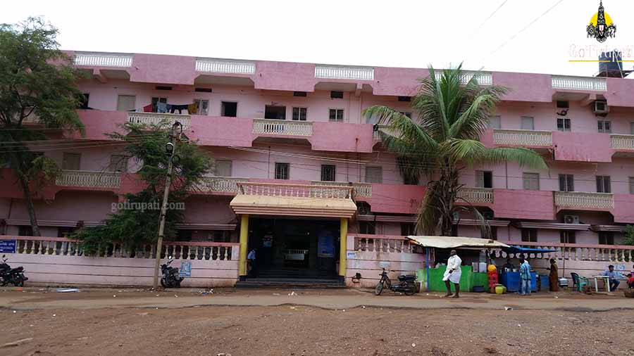 Srisailam Rooms Booking