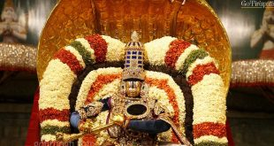 Chandra Grahan Tirupati Darshan